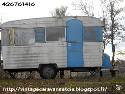 caravanes vintage et cie janvier 2013. Black Bedroom Furniture Sets. Home Design Ideas