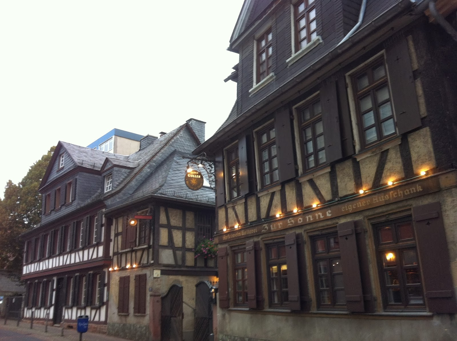 Great German Restaurants In Frankfurt