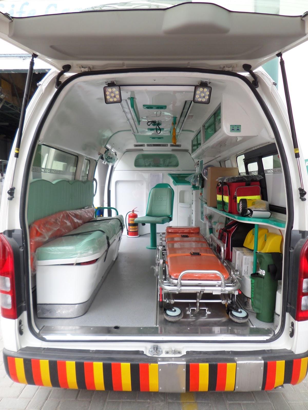 Pembuatan Ambulance Termurah MENJUAL DAN MENYEWAKAN