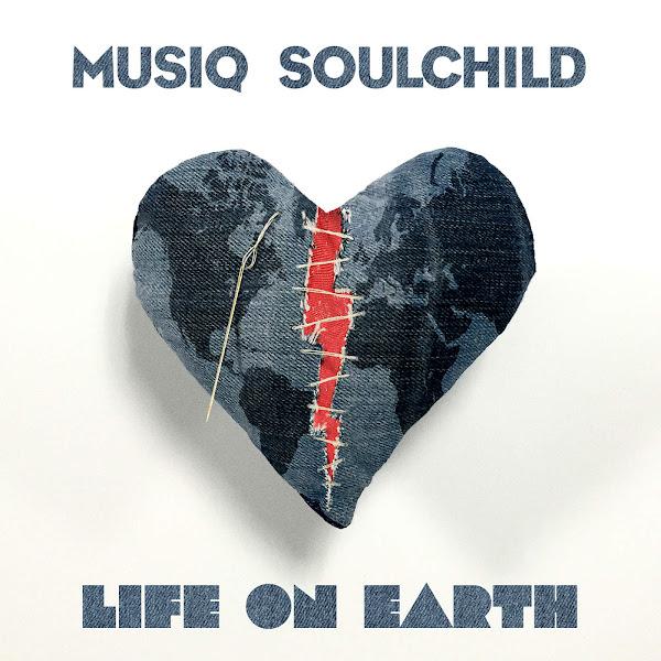 Musiq Soulchild - Life on Earth (Deluxe Edition) Cover