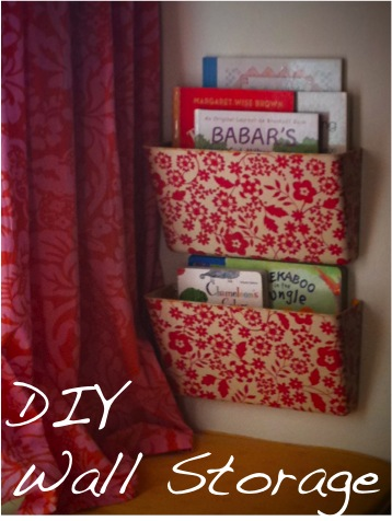 Lifewithdaugs Cute Diy Wall Storage