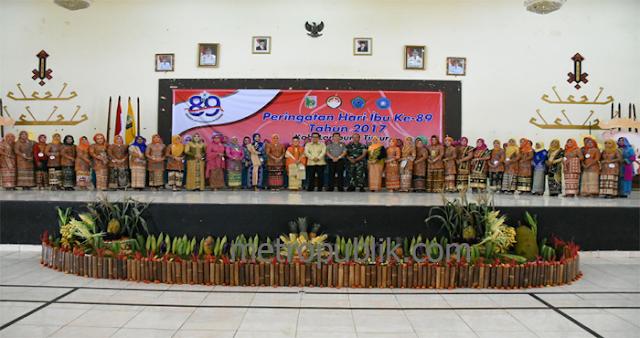 Rayakan Hari IBU, Perempuan Berjaya Indonesia Berjaya