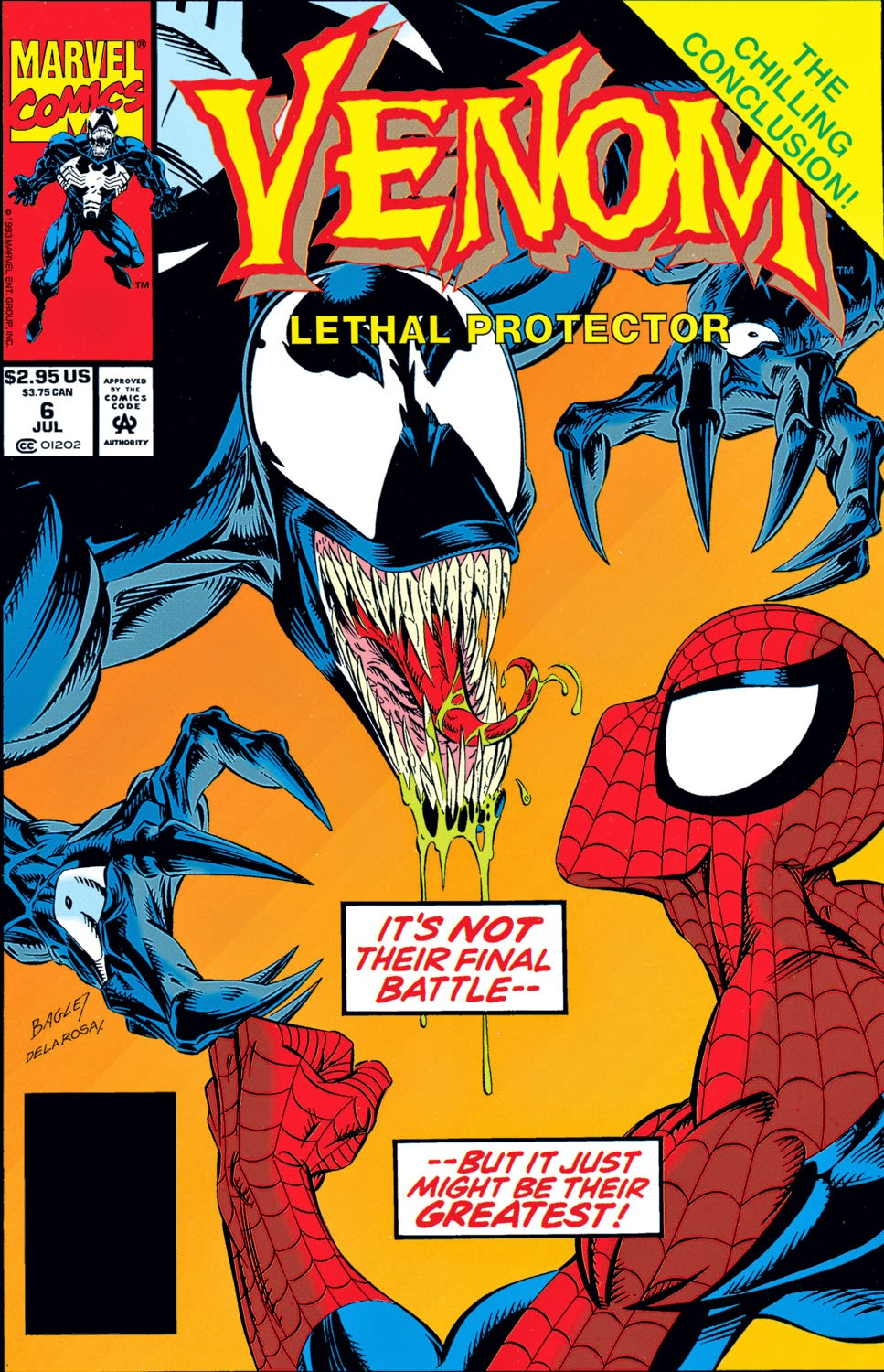 Venom – Lethal Protector | Viewcomic reading comics online