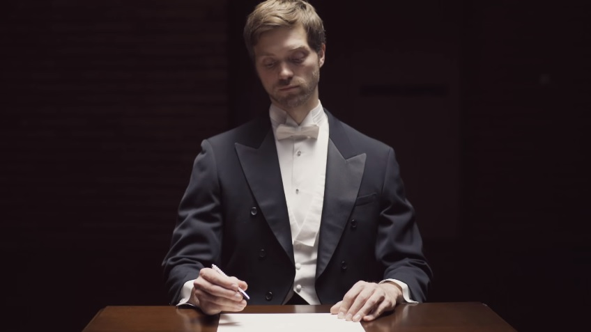 Caran d'Ache and I&S BBDO Remind Us Of The Beauty In A Well Made Pen With Music