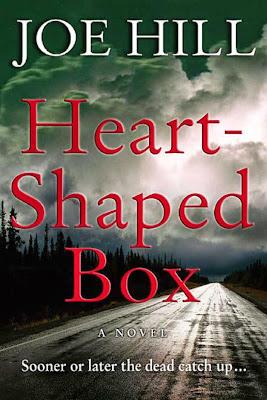 Heart-Shaped Box by Joe Hill - book cover