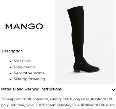 45490bb4d2e Best affordable over the knee boots (Mango, Zara, Stradivarius, H&M)