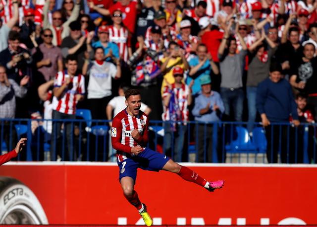 Griezmann Diizinkan Simeone Bergabung Dengan Manchester United