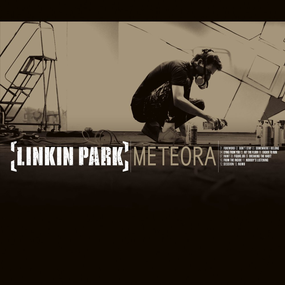 Download Linkin Park - Meteora (2003) Full Album MP3 320 Kbps