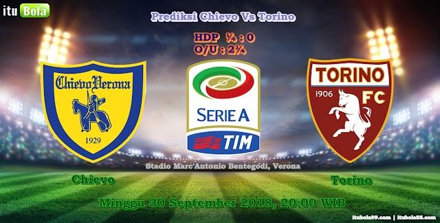 Prediksi Chievo Vs Torino - ituBola