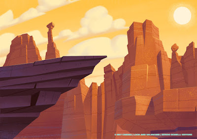 Background for an animated insert of the MONOLITH movie - http://www.imdb.com/title/tt4711924/