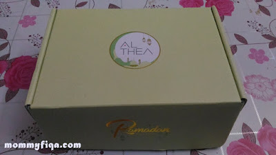 Althea's Raya Giveaway Festival   Unboxing My Makeup Haul !