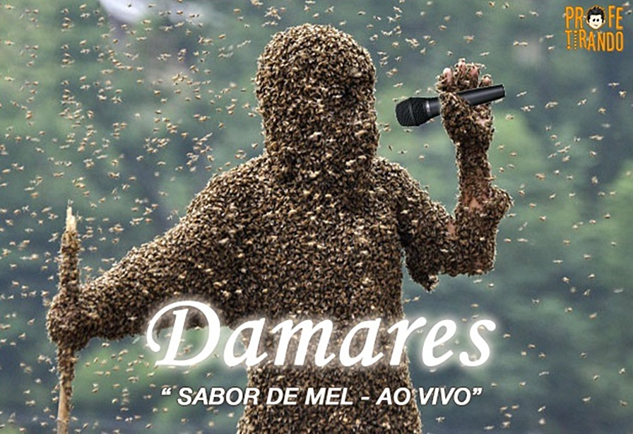 DE CD BAIXAR DAMARES MEL PLAYBACK SABOR DE