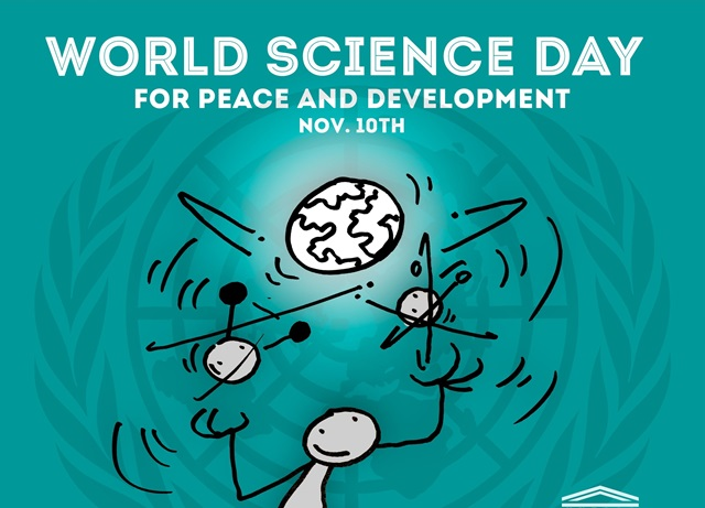 World Science Day for Peace & Development being observed today