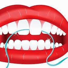 Bienfaits de la soie dentaire pour la santé