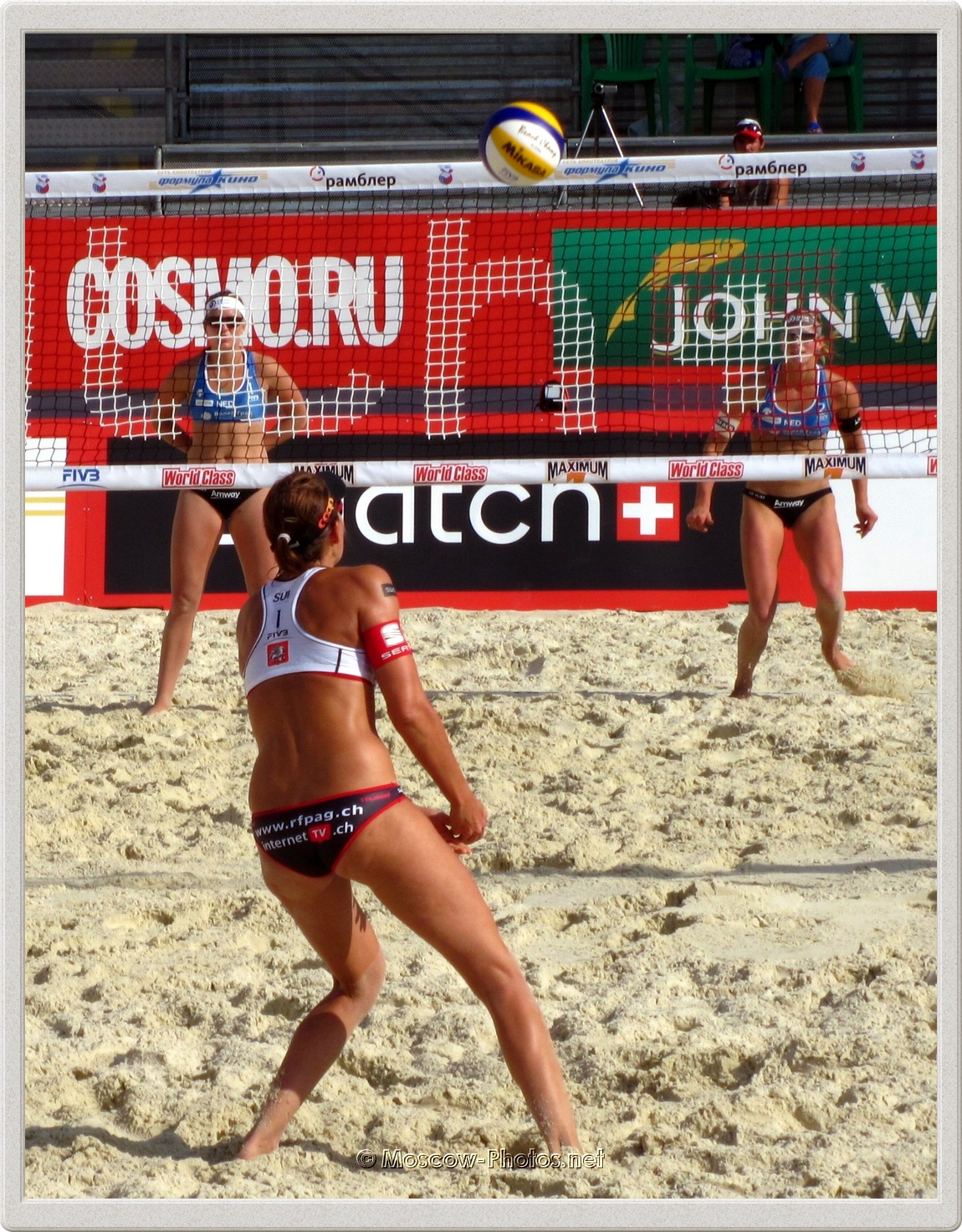 Moscow Beach Volleyball Tour 2011
