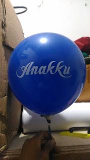 balon printing atau balon stik adalah balon latek yang di sablon untuk kebutuhan acara anda