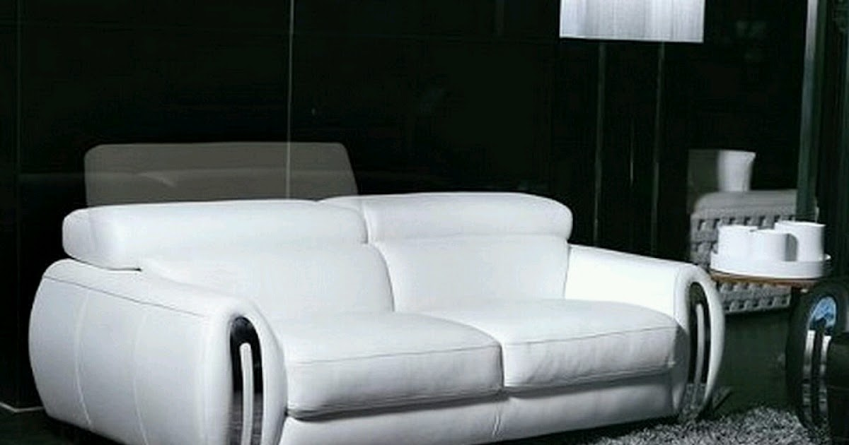 Modern Beautiful White Sofa Designs An Interior Design