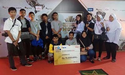 SMPN 1 Losarang Indramayu Meraih Prestasi Level Nasional pada Ajang IBOMA 2018 SCTV.