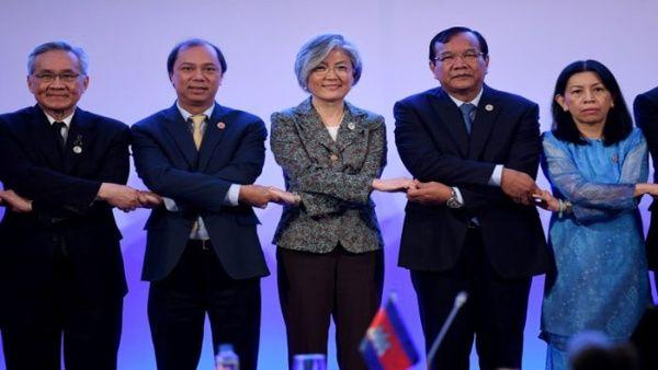 Cancilleres de Corea del Norte y del Sur se reunieron en Manila, Filipinas
