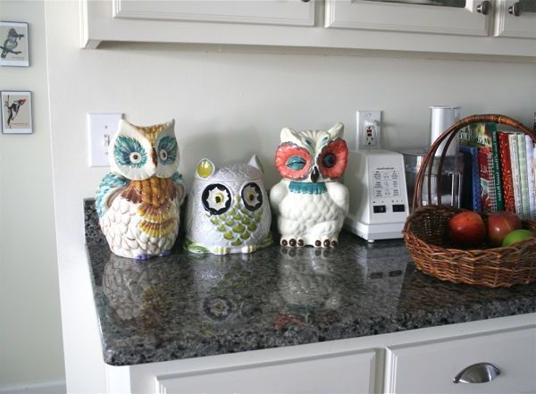 Owl Decorations For Kitchen