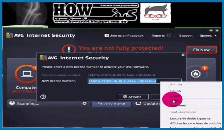 AVG Internet Security 2016 + Serial Till 2018