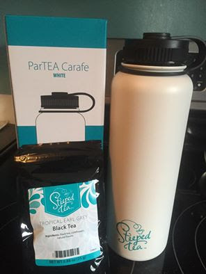 ParTEA Carafe from Steeped Tea