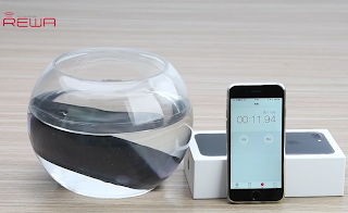 uji tes water resistant iphone 7 plus indonesia