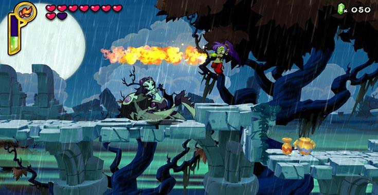 تحميل لعبة Shantae Half Genie Hero برابط مباشر + تورنت