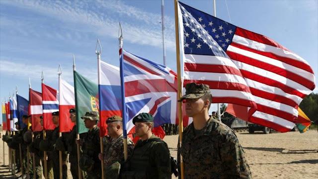 Le Pen: OTAN existe solo para servir a objetivos de EEUU