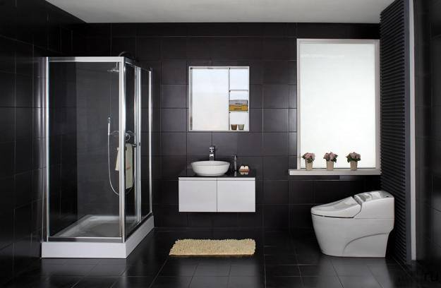 Modern Small Bathroom Ideas for Dramatic Design or Remodeling