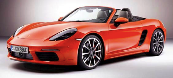 2018 Porsche 718 Boxster GTS Review Design Release Date Price And Specs