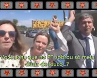 Petistas enlouquecidos com anulação do impeachment feita por Maranhão