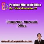 Pengertian, Fungsi dan Sejarah Microsoft Office