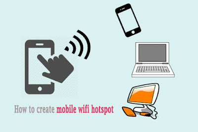 How you can Switch on WiFi hotspot upon Cellular