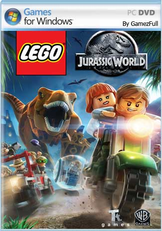 LEGO Jurassic World PC [Full] Español [MEGA]