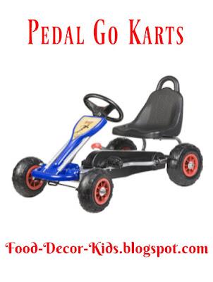 Pedal Go Karts