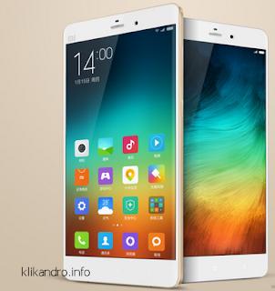 Xiaomi Mi Note Pro Ram 4GB
