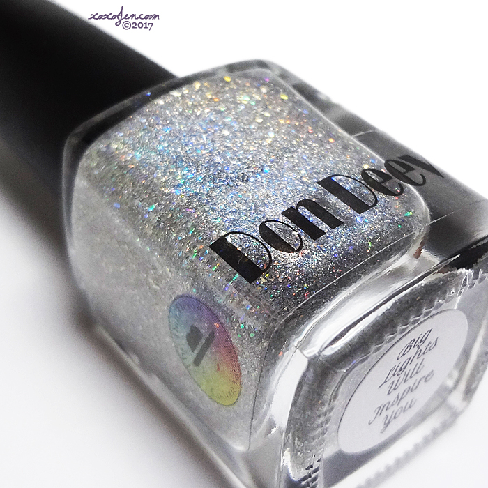 xoxoJen's swatch of Don Deeva Big Lights Will Inspire You