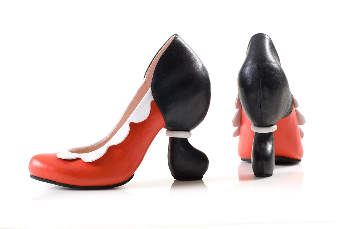 11 Creative and Unusual Shoes Designs.