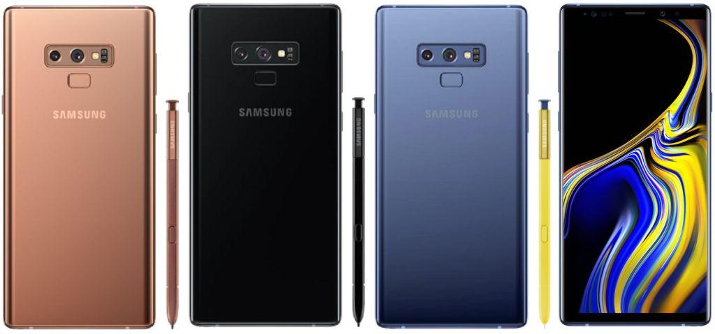 Harga Samsung Galaxy Note9 (2018) SM-N960 Terbaru + Spesifikasi dan Fitur