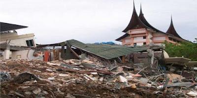 Gempa bumi yang terjadi di Indonesia - berbagaireviews.com