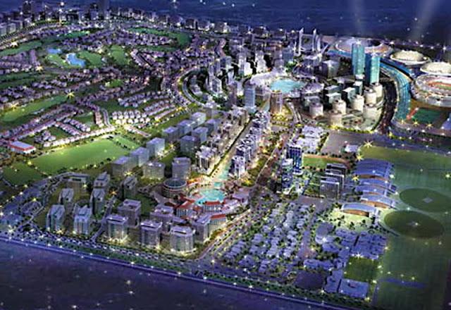 Sports City Dubai