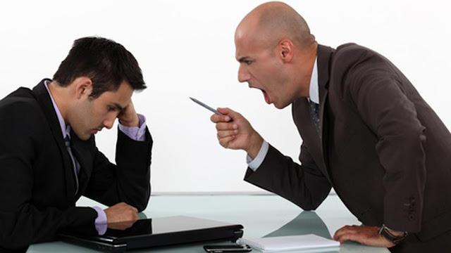 مفيد جدا: المسؤوولية الشخصية للموظف الممتنع عن العمل