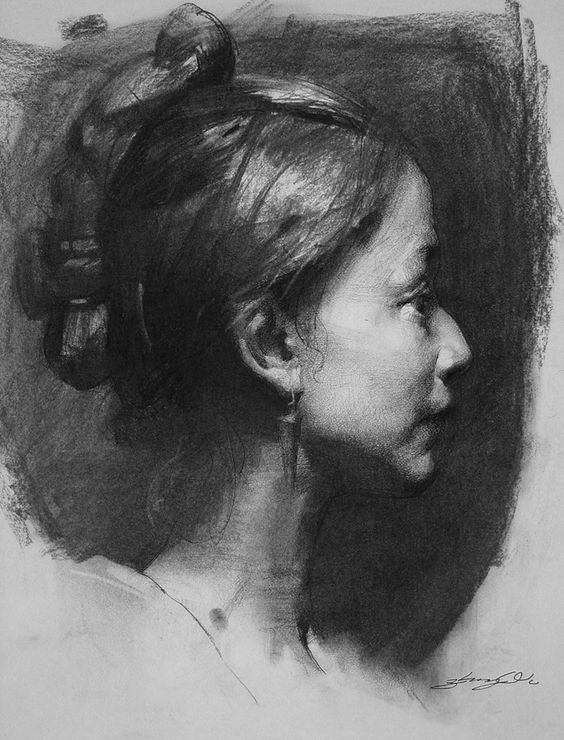 08-Zhaoming-Wu-Our-Essence-Captured-in-Charcoal-Portrait-Drawings-www-designstack-co