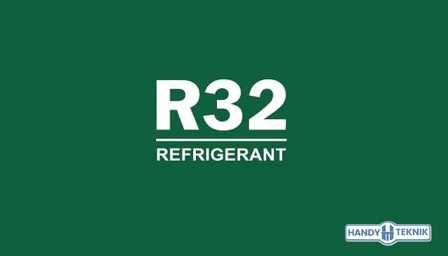 R32 Refrigerant (Freon R32)