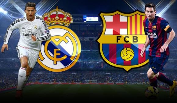 نتيجةمباراة الكلاسيكو ريال مدريد وبرشلونة