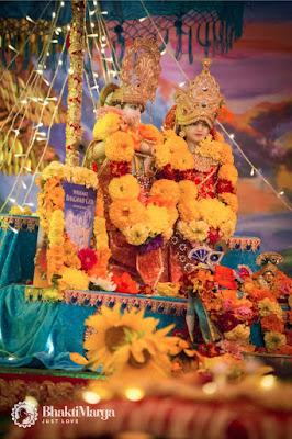 Sri Krishna dyskurs Bhagawad Gity z Paramahamsą Vishwanandą