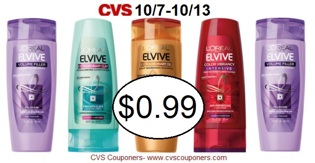 http://www.cvscouponers.com/2018/10/loreal-elvive-hair-care-products-only.html