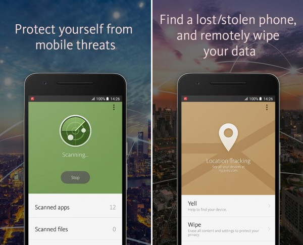 Avira Antivirus Security Premium v4.5 Patched APK [Latest]