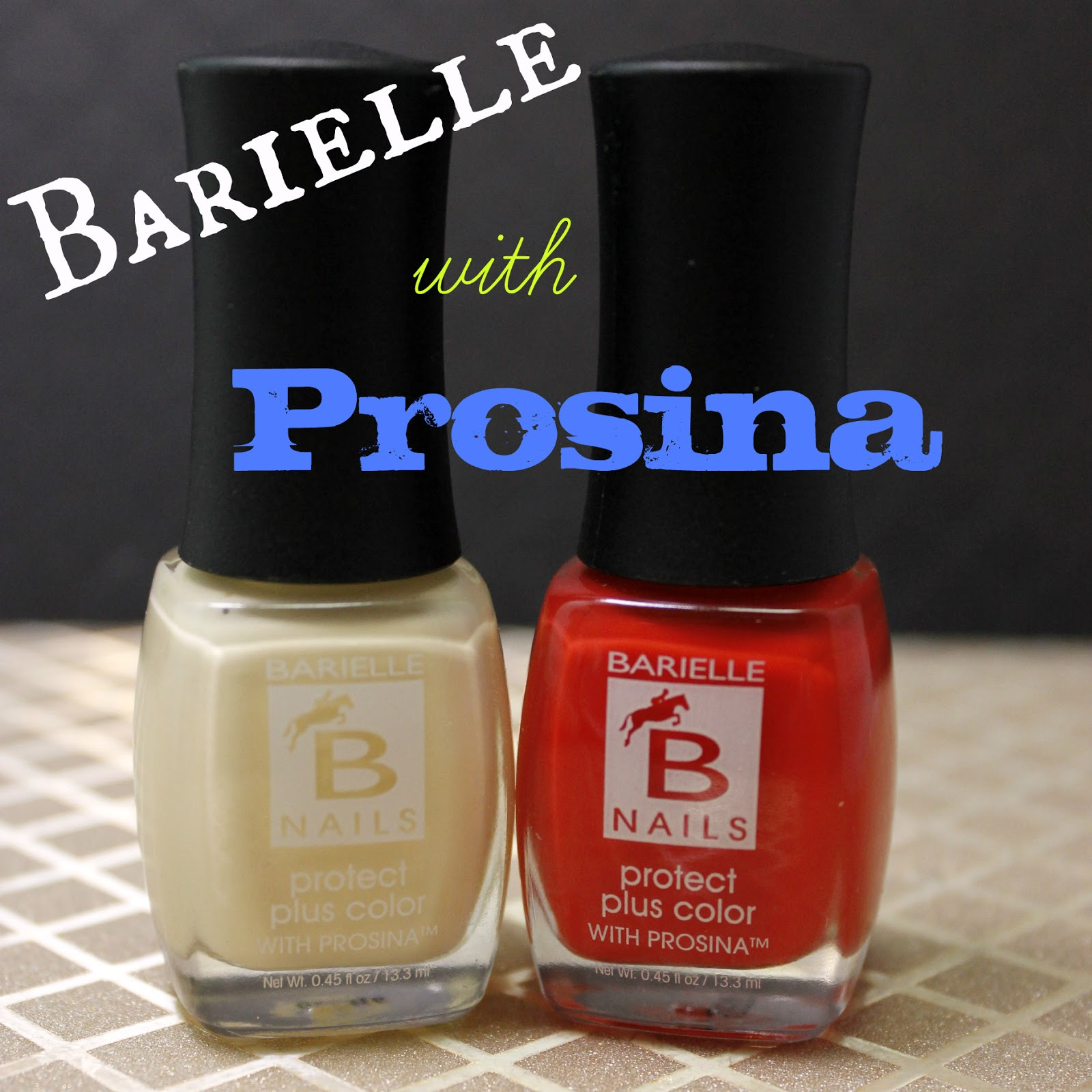 Barielle Has a **New** Collection and It\'s Good for Your Nails!
